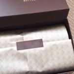 ブランディアの売却代金で新しいボッテガのお財布を買いました☆