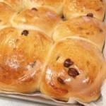 キッチンエイドでパン作り☆コストコのチョコチップ使ってみたよ