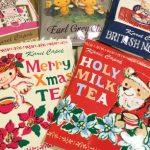 カレルチャペックでクリスマスギフトを探してみませんか☆紅茶のプチギフトを購入しました