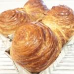 キャラメルパンの作り方(3)「二次発酵」~「焼き上がりまで」