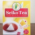 カフェ工房の三角ティーバッグ紅茶、リーフティーのような美味しさでした!