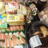 コストコ6月はお水が沢山入荷してました!「寿司ファミリー48貫」で満腹の夕食♪
