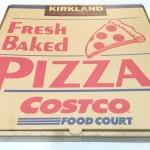 コストコのピザ、少人数家族でも食べきれる?買って食べて冷凍する時のポイント♪