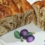 キッチンエイドでパン作り♪メープルシートでメープルパン☆甘~い朝食いかがですか?