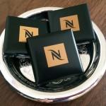 ネスプレッソのキャンペーン、大人気で品薄「塩キャラメルクランチ入りチョコ」をGET♪