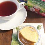 【カルディ】フレッシュで酸味バランスが絶妙♪ハーブミックスティーとココナツバームクーヘンで夏のお茶タイム☆