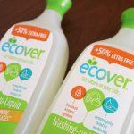 食器用洗剤エコベールはコストコが安い!自然にも手肌にも優しく泡立ちフワフワ♪50%増量中でコスパも大満足