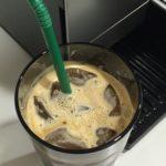 カフェより美味しい!おうちで簡単に作れるネスプレッソの「アイスラテ」♪